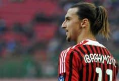 Image de l'article Zlatan Ibrahimovic hérite du numéro 21 à l'AC Milan