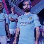 Manchester City à la recherche d'un nouveau sponsor maillot!