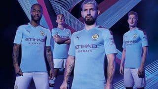 Image de l'article Manchester City à la recherche d'un nouveau sponsor maillot!