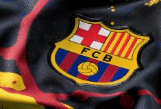 Image de l'article Le FC Barcelone dévoile un nouveau maillot pré-match très original !