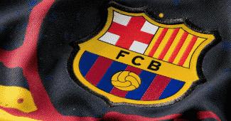 Image de l'article Le FC Barcelone dévoile un nouveau maillot pré-match très original!