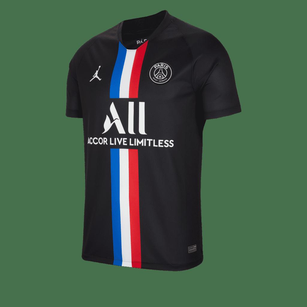 Club: Le PSG dévoile son quatrième maillot 2019-2020 !