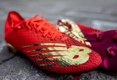 Image de l'article New Balance offre une paire de chaussures de foot unique à Sadio Mané !