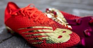 Image de l'article New Balance offre une paire de chaussures de foot unique à Sadio Mané!