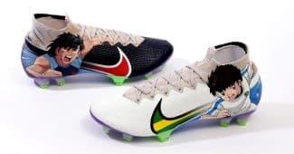 Image de l'article Des Nike Mercurial Superfly aux couleurs d'Olive et Tom