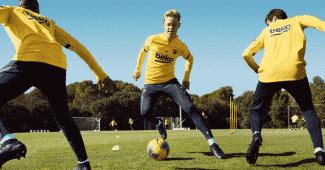 Image de l'article Nike présente les nouvelles tenues d'entrainements du FC Barcelone et sa nouvelle technologie