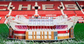 Image de l'article LEGO dévoile une réplique en 3898 pièces du stade d'Old Trafford
