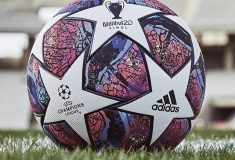 Image de l'article adidas dévoile le ballon de la phase finale de la Ligue des Champions 2020