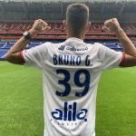 Pourquoi Bruno Guimaraes a choisi le numéro 39 à Lyon ?