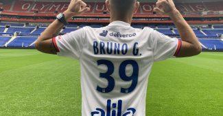 Image de l'article Pourquoi Bruno Guimaraes a choisi le numéro 39 à Lyon ?