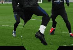 Image de l'article Icardi et Cavani en chaussures masquées à l'entrainement! #BootsMercato