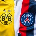 Les chaussures de Dortmund – PSG