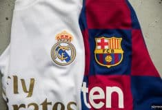Image de l'article Les chaussures de Real Madrid – FC Barcelone