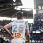 Florian Thauvin continue de porter des crampons Wizwedge …