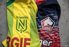 Image de l'article Des maillots du FC Nantes et du LOSC à gagner grâce à New Balance et Footpack !