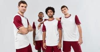 Image de l'article adidas lance un maillot spécial pour les 120 ans du Bayern Munich