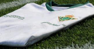 Image de l'article Un maillot d'entrainement spécial pour le Betis face à Valence