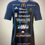 Record de sponsors sur le maillot d'un club suédois!
