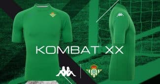 Image de l'article Après Monaco, le Betis Seville dévoile lui aussi un nouveau maillot Kappa