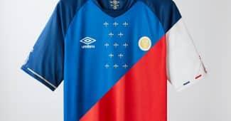 Image de l'article Umbro te propose de créer ton propre maillot de foot!