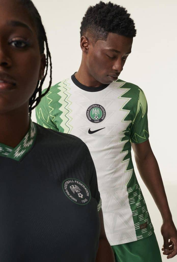 nouveaux maillots nations nike 2018