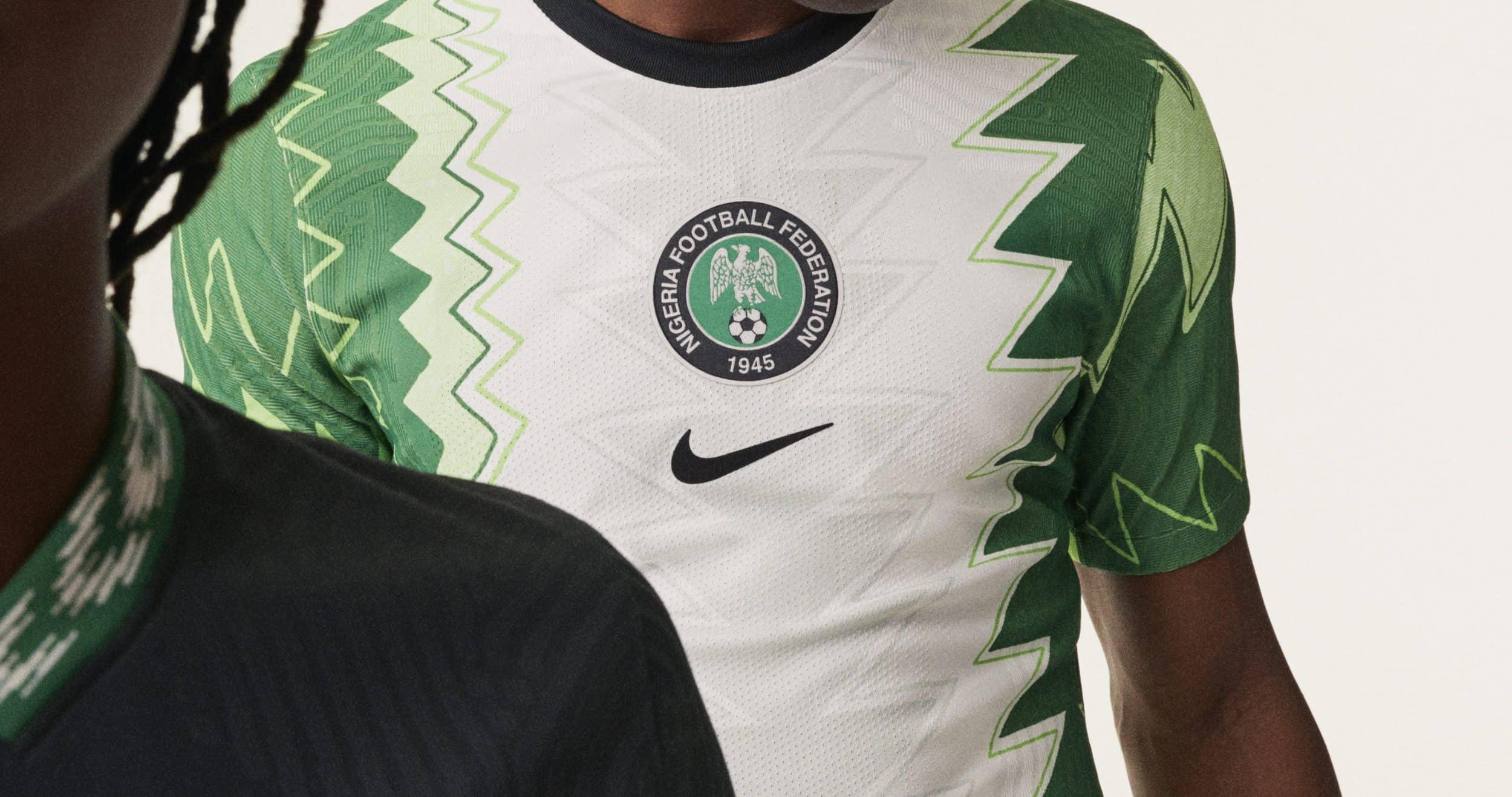 Nike dévoile les nouveaux maillots de ses sélections