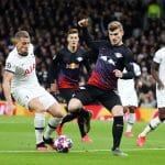 Pourquoi les joueurs du RB Leipzig portaient des maillots différents contre Tottenham?