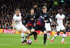 Image de l'article Pourquoi les joueurs du RB Leipzig portaient des maillots différents contre Tottenham?