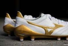 Image de l'article Mizuno présente son nouveau «Victory Gold Pack»