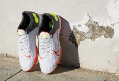 Image de l'article La mousse React débarque sur la légendaire Nike Gato pour le fustal