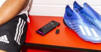 Image de l'article adidas lance GMR, une semelle connectée avec Google et EA Sports