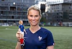 Image de l'article Amandine Henry, nouvelle égérie de la poupée Barbie!