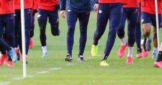 Image de l'article Les chaussures de RB Leipzig – Tottenham