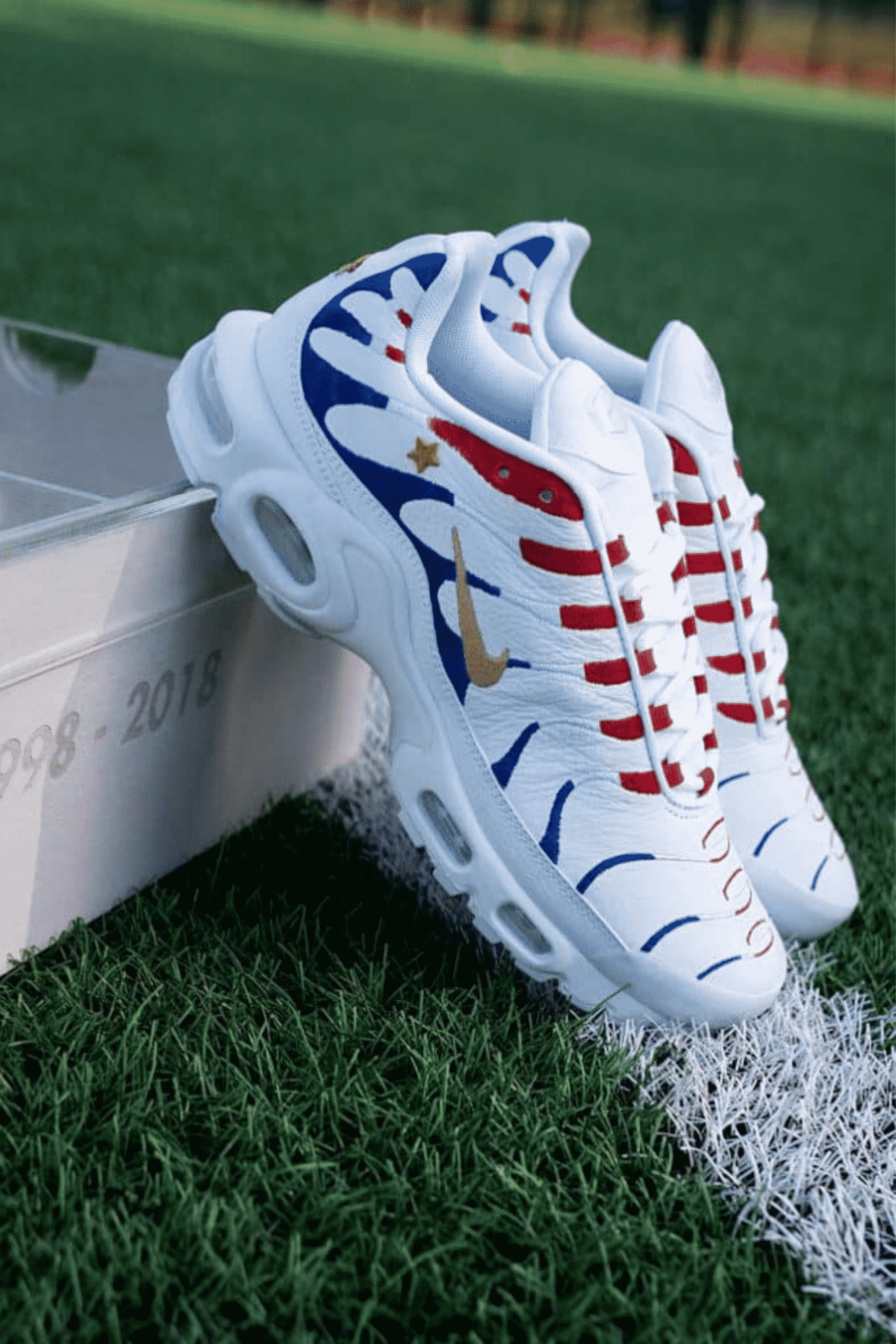Retrospective Quand les Air Max rencontrent le football