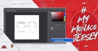 Image de l'article L'AS Monaco et Kappa lancent un concours pour créer un maillot de foot