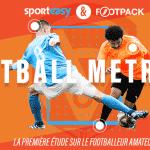 Footpack et SportEasy lancent la première étude sur le footballeur amateur
