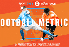 Image de l'article Footpack et SportEasy lancent la première étude sur le footballeur amateur