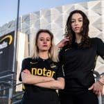 L'AIK Fotboll dévoile son nouveau maillot domicile