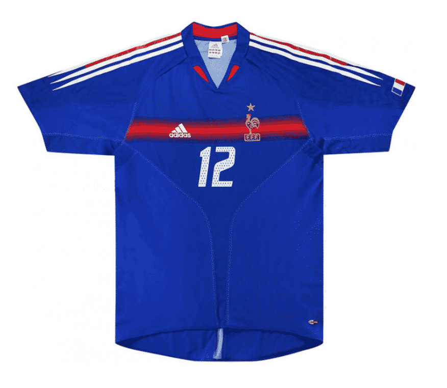 maillot-equipe-de-france-2004