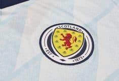 Image de l'article adidas présente les maillots de l'Écosse pour la période 2020-2022