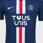 Le PSG dévoile un maillot spécial pour aider le personnel soignant