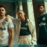 Pourquoi l'Italie se retrouve au coeur des nouveaux maillots Puma de Palmeiras ?