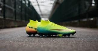 Chaussures de foot Nike Mercurial, crampons Nike Mercurial