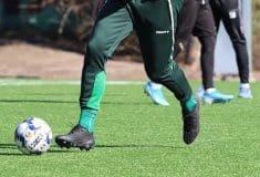 Image de l'article Zlatan Ibrahimovic en chaussures masquées avec Hammarby #BootsMercato