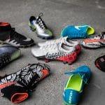 Toutes les chaussures de foot signatures de … Neymar