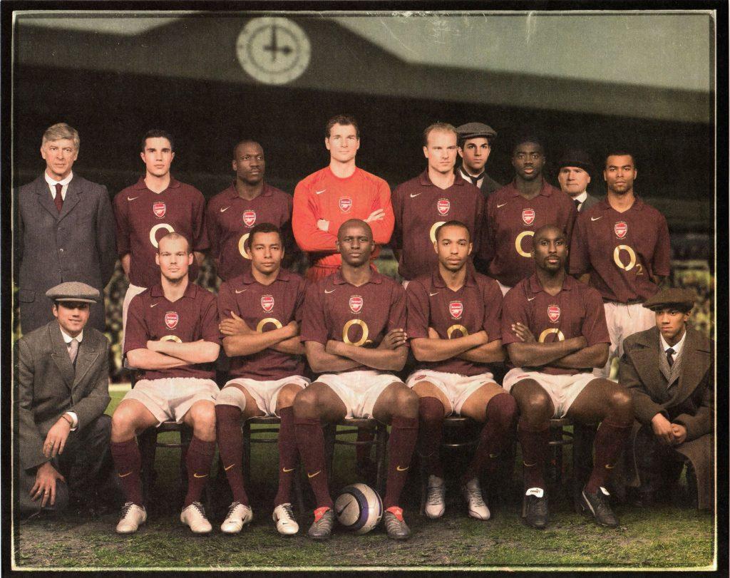 histoire-maillot-arsenal-O2-2006-bordeaux-highbury