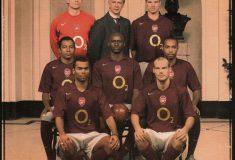 Image de l'article L'ancien intendant d'Arsenal vend ses souvenirs du club pour plus de 100 000£