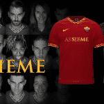 Des maillots spéciaux de la Roma pour aider à la lutte contre le coronavirus