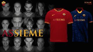 Image de l'article Des maillots spéciaux de la Roma pour aider à la lutte contre le coronavirus