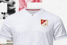 Image de l'article uhlsport célèbre les 125 ans du Fortuna Dusseldorf avec un maillot spécial